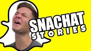 SNAPCHAT STORIES | schlechte Witze | inscope21