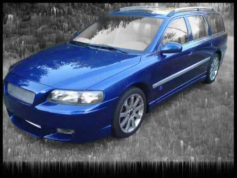 Volvo v70 Ocean Race Iridium Edition - YouTube