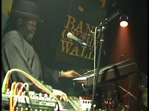 Johnny Clarke live at Band on the Wall