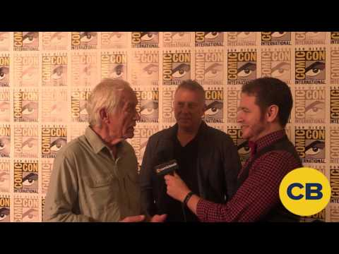 Aliens 30th Anniversary - Lance Henriksen And Paul Reiser - SDCC 2016