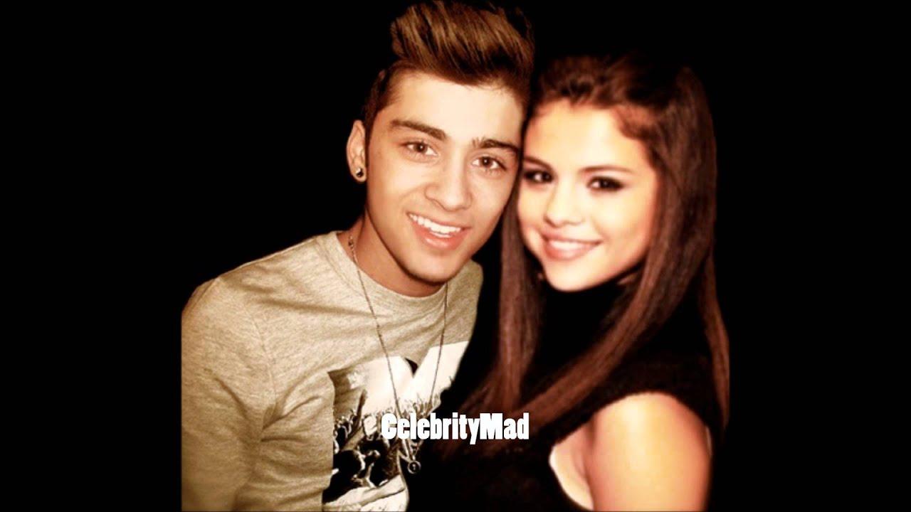 Zayn Malik And Selena Gomez Love Story Selena Gomez with the ...