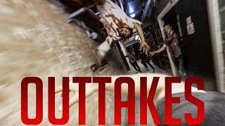 Outtakes & Extras - Zombie Chase Parkour POV