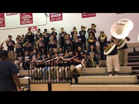 American way middle school band-Ambitionz