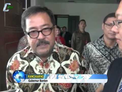 Datang Ke Banten PT CFLD Investasi 500 Juta US Dollar
