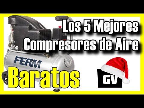 💨 Los 5 MEJORES Compresores de Aire BARATOS de Amazon [2021] ✅ [Calidad/Precio] Para Pintar