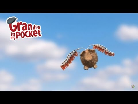 Grandpa in My Pocket | No Ordinary Pig Final Clip | Series 3