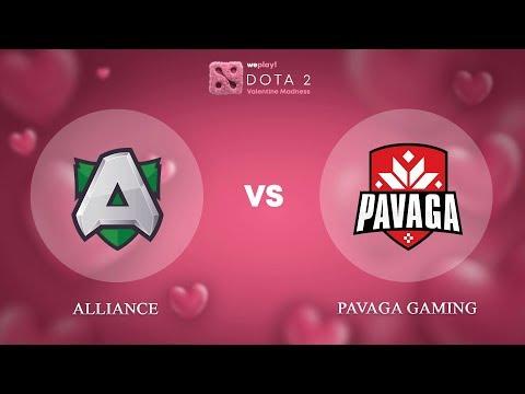 Alliance vs Pavaga Gaming vod