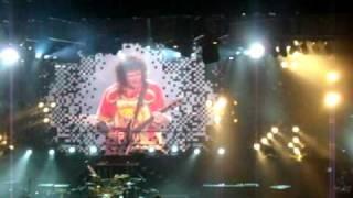 QUEEN Paul Rodgers Bohemian Rhapsody Live In São Paulo Brazil