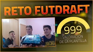 FIFA 16 | RETO FUT DRAFT | TARTAZO EN HD | Ultimate Team | DjMaRiiO