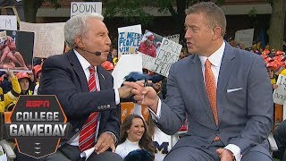 Should Notre Dame be a lock for College Football Playoff if undefeated? | College GameDay