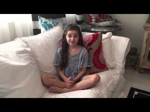 Canadian Hearties Interview with Gracyn as Emily Montgomery of When Calls the Heart