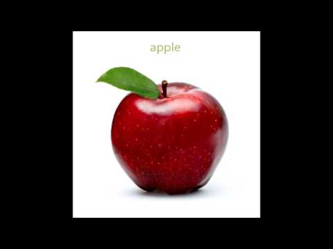 Учим английский язык . Тема : еда ( фрукты , овощи , ягоды ...