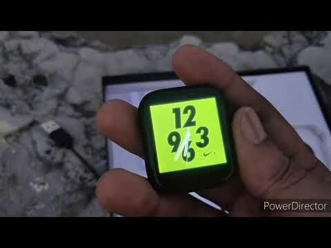 Smart watch x7 unboxing and first impression ! Apple watch clone ! value for money