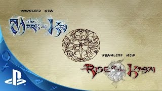 The Mark of Kri & Rise of the Kasai - Action Trailer I PS4