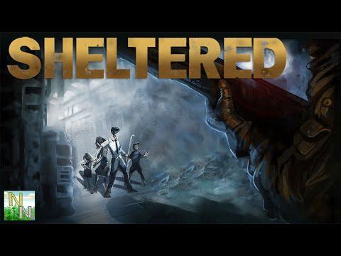 Sheltered Первый Взгляд + Геймплей. Выжить, любой ценой.