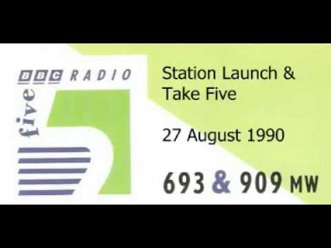 BBC Radio 5 Launch & Take Five 27 August 1990