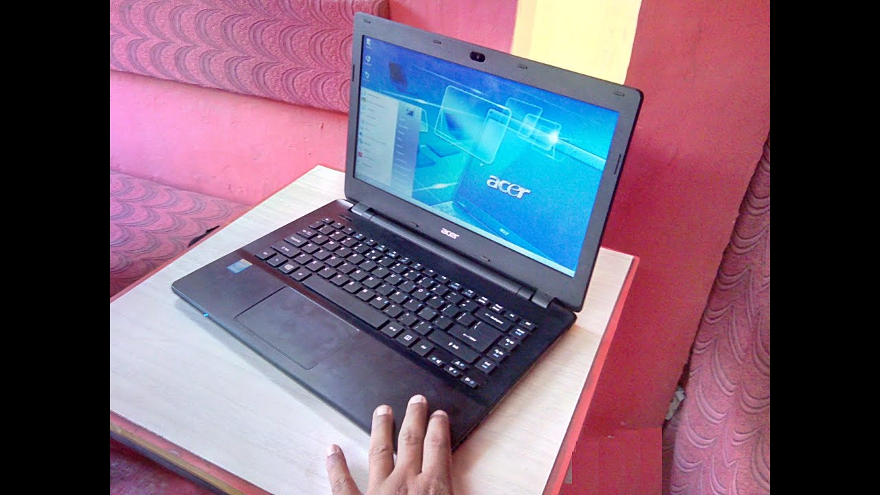 how to make screen darker on acer laptop