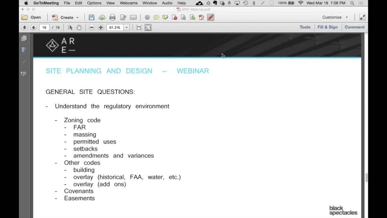 Architecture Design Exam understanding regulations - architecture registration exam webinar