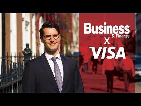 The Real Cost of Cash - Philip Konopik, Visa Ireland Interview