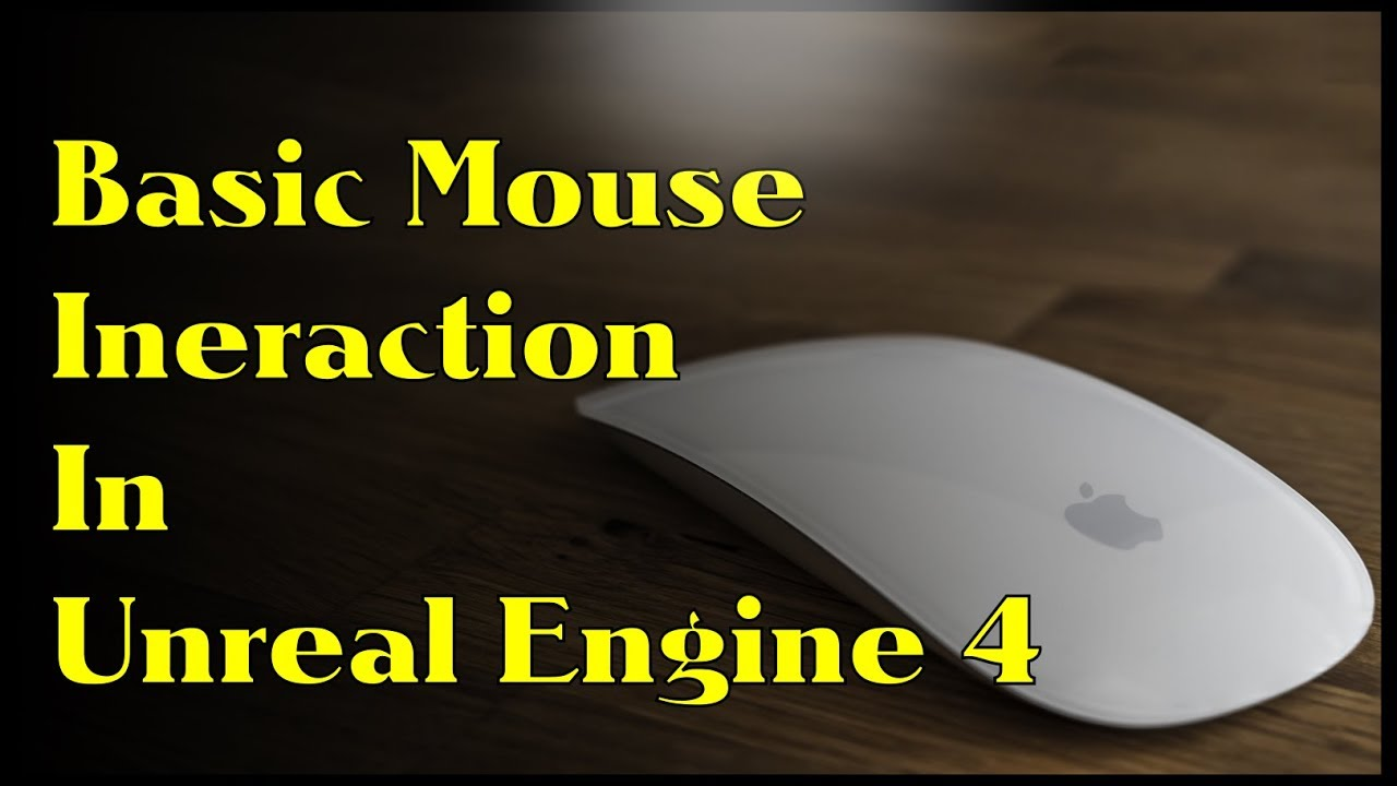 Basic Mouse Interaction and pop up text - Ue4 tutorial (Request)