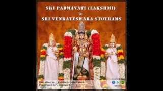 Sri Venkatesh Dwadasa Nama Stotram - Sri Padmavati & Sri Venkateswara Stotram