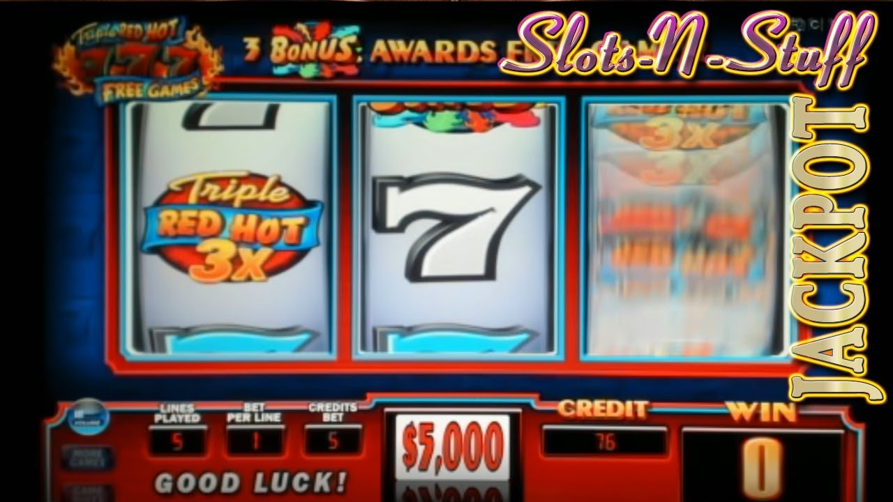 Spiele Triple Hot - Video Slots Online