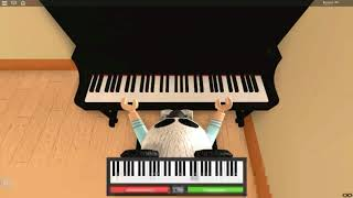 Doki doki forever roblox piano Notes in discription