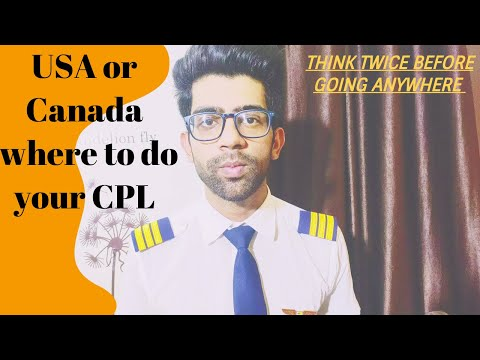 CPL IN CANADA OR US | COST|DURATION|EXAMS |VISA | Part Time Jobs