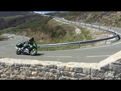 Favourite Roads #1, N 621, The Road from Potes to Riano, Spain (La Vega to the Summit)