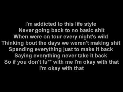 G-Eazy - Almost Famous Lyrics HQ