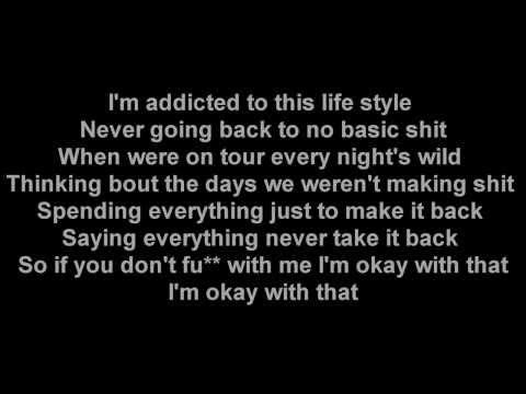 G-Eazy - Almost Famous Lyrics HQ