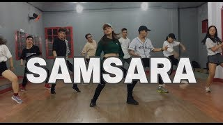 SAMSARA - Tugevaag & Raaban (Dance Cover) | Choreography . Jane Kim @ViVaDanceStudio