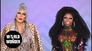FASHION PHOTO RUVIEW: All Stars Season 4 Ep 1 with Raja and Asia O