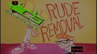 dexters laboratory rude removal hd