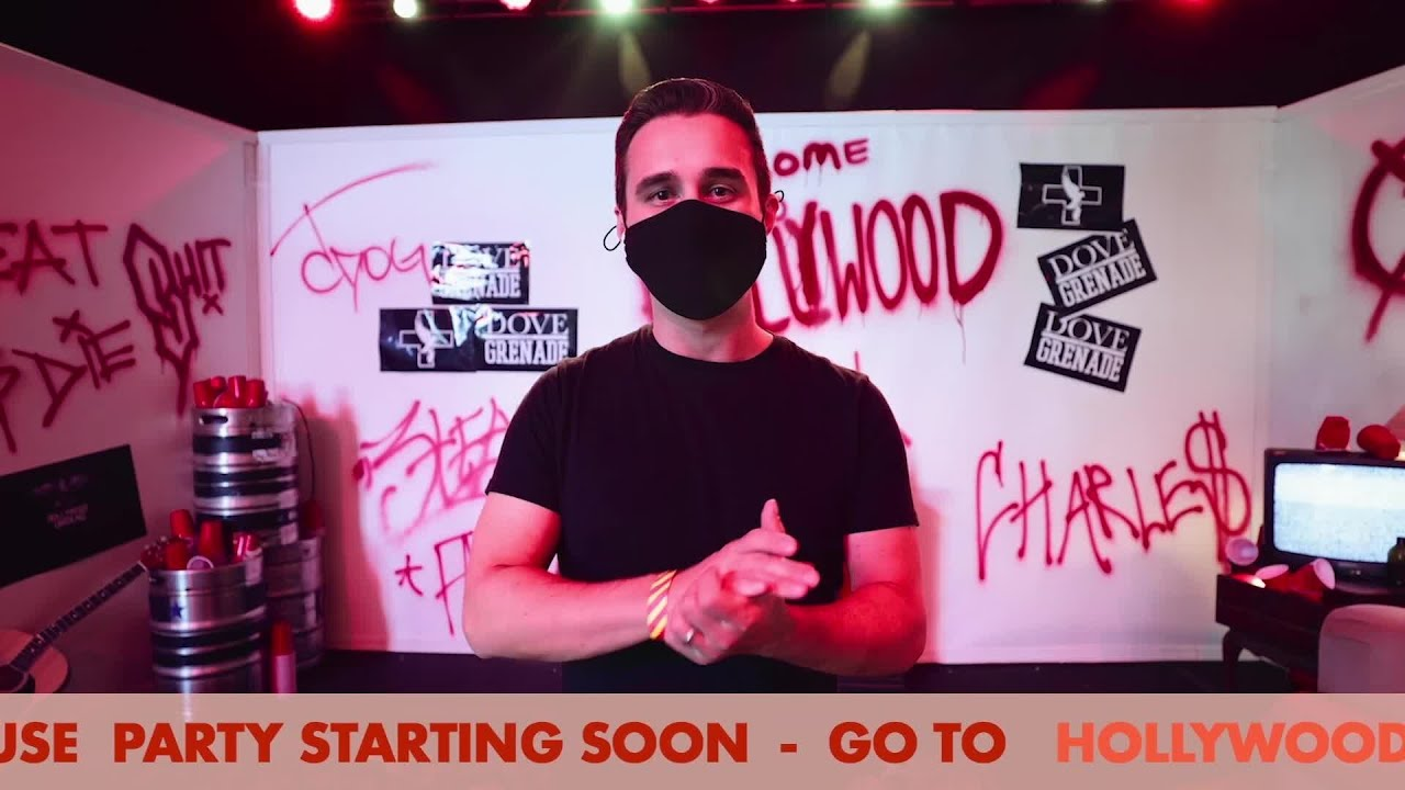 Hollywood Undead House Party Pre-Show: Re-Air