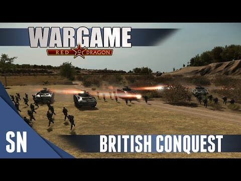 Wargame: Red Dragon Gameplay 10v10: Our Finest Hour....(and 15 minutes)