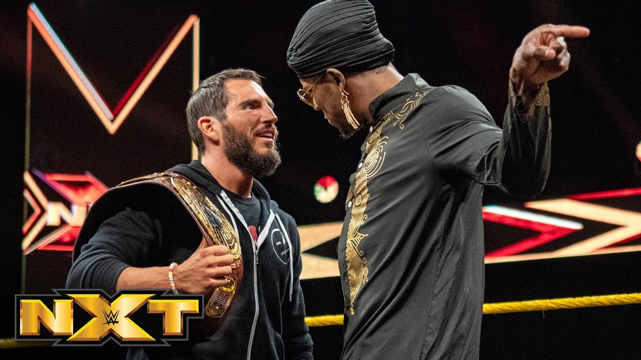 Velveteen Dream chooses to go after Johnny Gargano's NXT North American Title: WWE NXT, Feb. 6,