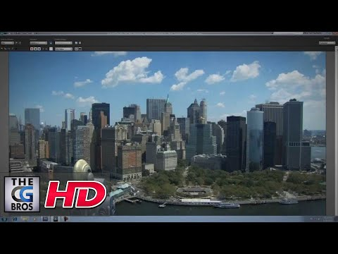 "CGI VFX Behind The Scenes : ""NEXUS - Exposed""  by - Rena Clark"