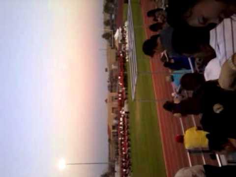 Toro Canyon Middle School graduation 6/13/12