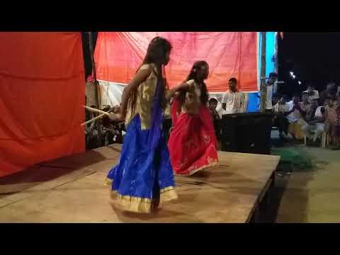 Kolatam_-_Unnadira chinnadi unnadira _-_Anusha_-_Keerthana-_-ShivaKomraju choreography