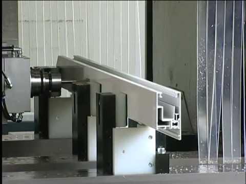 produzione serramenti in alluminio: finestre a marchio Fines3 www.fines3.it