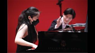 Piano Masterclass by Niu Niu - 2021