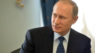 Putin: Russia would attack NATO only in mad person's dream