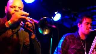 Menahan Street Band - Rocky - 11.13.12