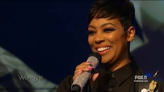 "Monica  Performs ""Commitment"" on Wendy Williams"