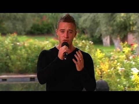 The X Factor 2009  Daniel Fox  Judges' houses 1 itv.comxfactor
