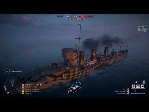 Battlefield 1: L-Class Destroyer Turning Tides How to Use