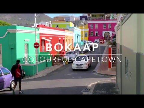 Bo-Kaap - Colourful Capetown