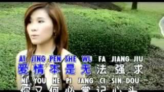 huang jia jia 黃佳佳 夢寐以求 meng mei yi qiu