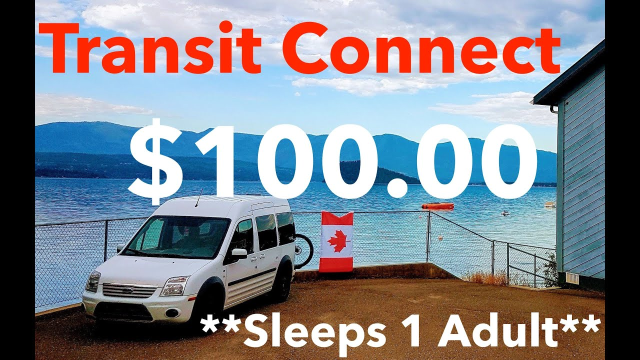 100 Transit Connect Conversion